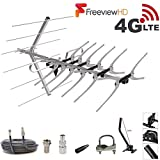 Best Outdoor Tv Antennas - Loft & Outdoor Digital TV Aerial, SSL 4G Review