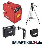 FLEX Selbstnivellierender Kreuzlinien-Laser ALC 2/1 Set