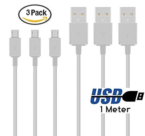 1–Câble Micro USB NOKIA 3-Pack |