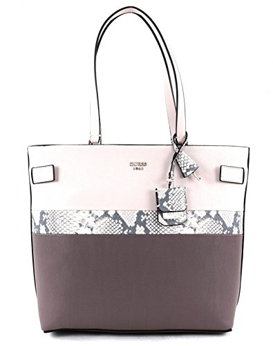 Guess Cate shopping bag Taupe muticolor