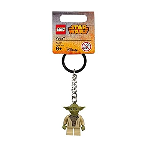 LEGO Star Wars : YODA Porte-Clés 2015
