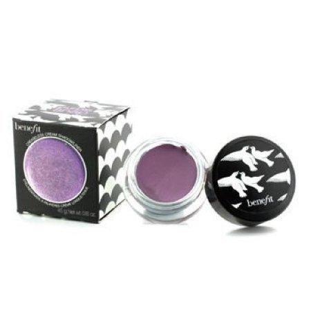 Benefit Limited Edition Long-Lasting Creaseless Cream Eyeshadow/Eyeliner 'Purple Snap' 4.5Gr/0.16oz