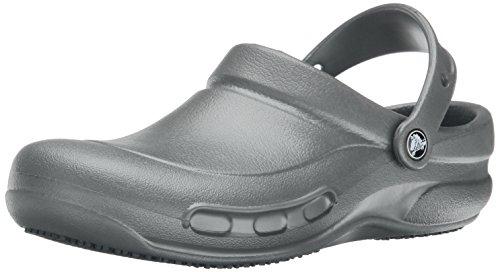 Crocs Bistro Batali Edition, Sabots mixte adulte Gris (Graphite)