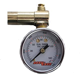 accu-gage Bicycle Gauge for Schraeder Valve by accu-gage