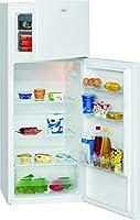 Bomann DT 348 Kühlschrank / 143,5 cm Höhe / 170 kWh/Jahr / Energieeffizienzklasse A++ / weiß