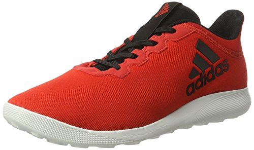adidas X TR, Chaussures de Running Homme Rouge (Red/Core Black/Rose Crystal White)