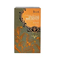 Harrods London. No. 14 English Breakfast, 50 Tea Bags 125g 4.4oz (1 Pack) Seller Product Id Egh0965 - USA Stock