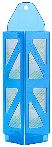 Pièges pour mites alimentaires demi-losanges avec phéromones de Pest Expert (9 x piège, 30 x blocs / plaquettes de phéromone)