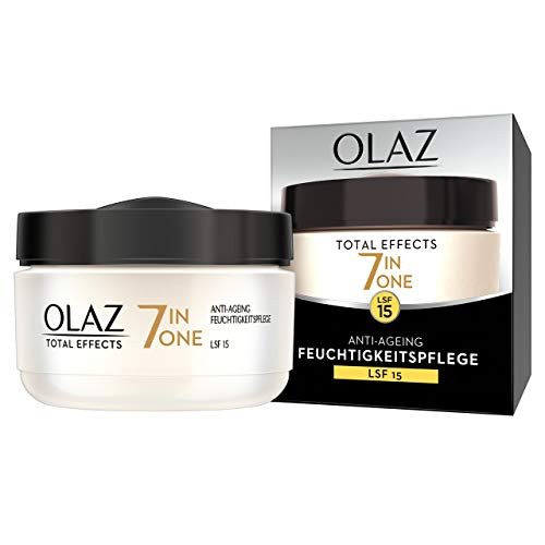 Olaz Total Effects Anti-Aging Tagespflege Mit LSF 15, 50 ml
