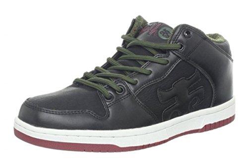 I-Path skateboard shoes XT Black   White   Moss 4fa356b9e45