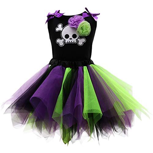 Bebé Niña Halloween Vestido Conjunto de Vestido