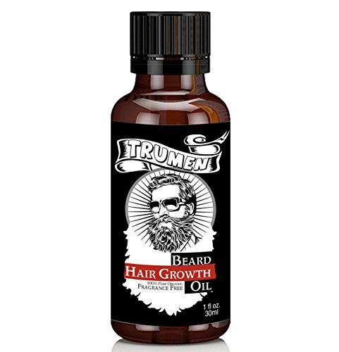Trumen Beard Growth Oil For Thicker, Soft & Healthy Hair...