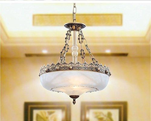 WINZSC Mode Vintage Glas pendelleuchte Kreis einzigen Kopf Hause anhänger Beleuchtung FG935 lo9
