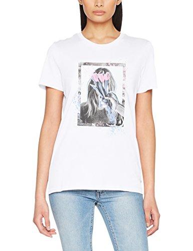 Marc O'Polo Denim T-Shirt Donna Mehrfarbig (Combo S10)