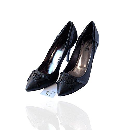 Preisvergleich Produktbild Just Cavalli Decollete schwarz Damen TG.40