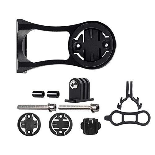Fishyu Bike Stem Front Bracket Mount Stand Holder Set for Garmin Edge 1000 820 Gopro - Stem Extension Kit
