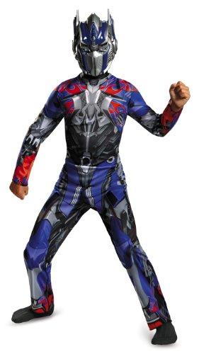 Disguise Jungen Kind Classic Optimus Prime Kostüm Gr. -