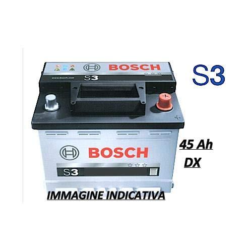 Bosch S3 002 Batteria Auto 12V 45Ah 300 A/EN