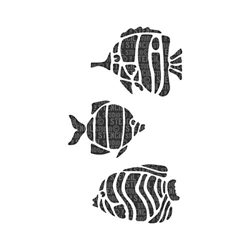 the-stencil-studio-fenfushi-fish-stencil-reusable-stencil-size-large-a2-10319l