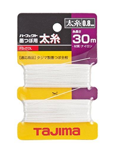 tajima-repuesto-de-cuerda-para-ink-de-rite-tiralineas-dispositivo-08-mm-x-30-m-1-pieza-taj-de-54333