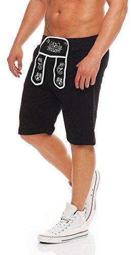 Gennadi Hoppe - Pantalón deportivo - para hombre negro 50 ea2d85555eb4