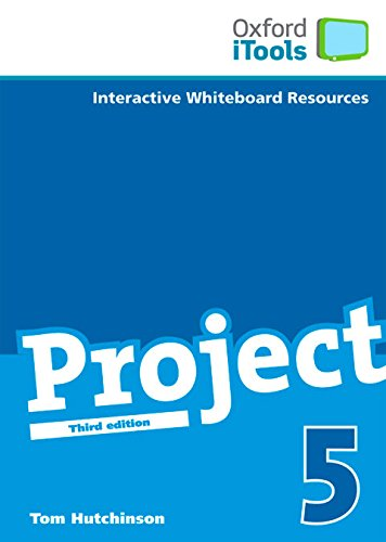Project 5 Third Edition: Project 5. I-tool CD-ROM Ed 2008 (Project Third Edition)