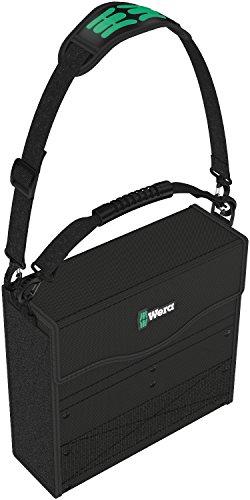 Preisvergleich Produktbild Wera 2go 2 Werkzeug-Container, 3-teilig, 1 Stück, 05004351001