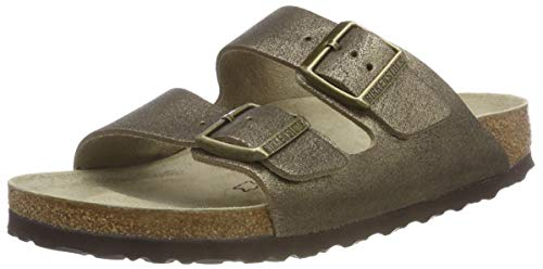 izona Sandalen, Washed Metallic Antique Gold, 38 EU ()