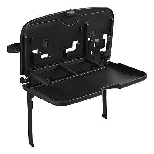 ProPlus 240193 Table de voiture pliable pour enfant adulte avec porte-gobelet