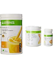 Herbalife F 1 Mango F 3 Protein Powder And Afresh Lemon