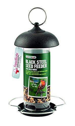 gardman-steel-seed-feeder-black