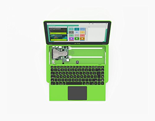 PI-TOP v2 DIY Laptop with Raspberry Pi 3 B+ - PTIUGR200001-PI3B+