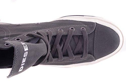 Diesel Sneaker da Uomo Mid Shoes Magnetic Exposure I Gunmetal Holgura Con Mastercard Manchester En Venta Últimas Colecciones De Venta En Línea NLBXEw