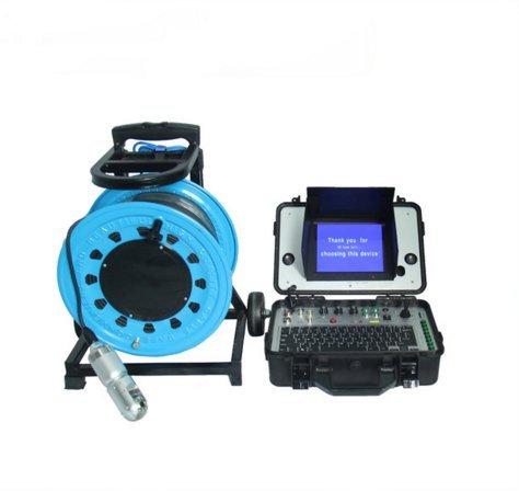 mabelstar 100m Kabel Rohr CCTV Inspektionskamera Wasserdicht IP68Video Kamera System Bild groß