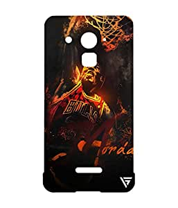 Vogueshell Micheal Jordan Printed Symmetry PRO Series Hard Back Case for Coolpad Note 3
