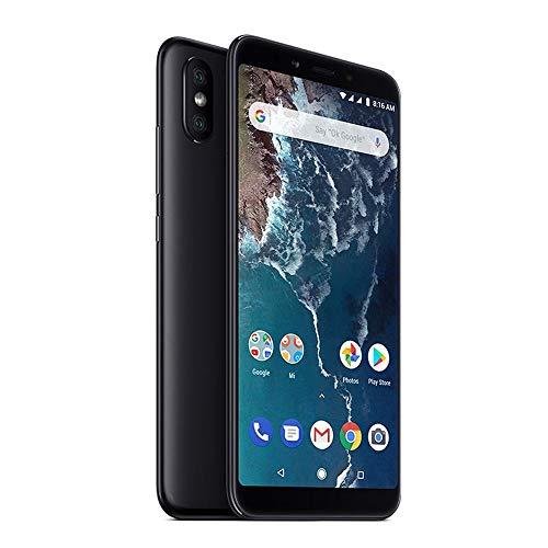 Intelligent Handy Spieler Mi A2 Lite 3GB RAM 32GB Dual SIM 5.84inch Smartphone Schwarz