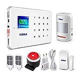 Best Alarmas inalámbricas - KERUI - Alarma Inalámbrica gsm SMS 433MHz Seguridad Review