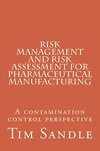 Risk Management and Risk Assessment for Pharmaceutical Manufacturing: A contamination control perspective