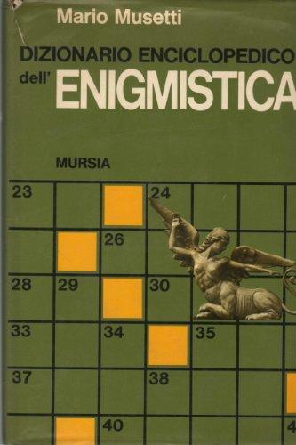 Dizionario enciclopedico dell'enigmistica