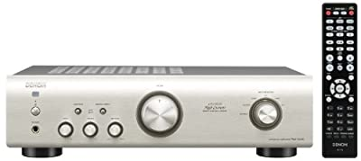 Denon PMA-520AE Amplificatore integrato, Colore: Argento occasione da Polaris Audio Hi Fi