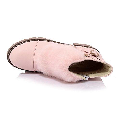 1TO9 - Sandali con Zeppa donna Pink