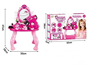 Buy Temson Kids Battery Operated Beauty Makeup Role