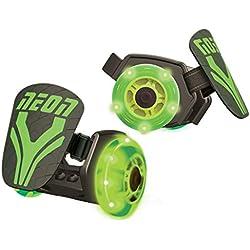 Neon Street roulettes, Unisexe pour Enfants, Vert, M