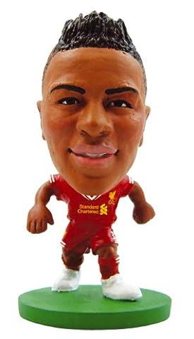 RAHEEM STERLING Liverpool Accueil SoccerStarz Figure GREEN nouvelle base en
