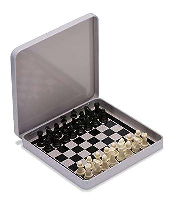 NPW Voyage échiquier Lot–Poche miniature Jeu d'échecs