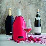 Le Creuset Wein Accessoires Aktiv Weinkühler, schwarz - 2