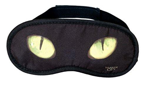 Preisvergleich Produktbild Warrior Cats - Schlafmaske