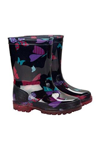 new photos 06707 84ba4 Mountain Warehouse Splash, Stivali di Gomma da Bambini con ...