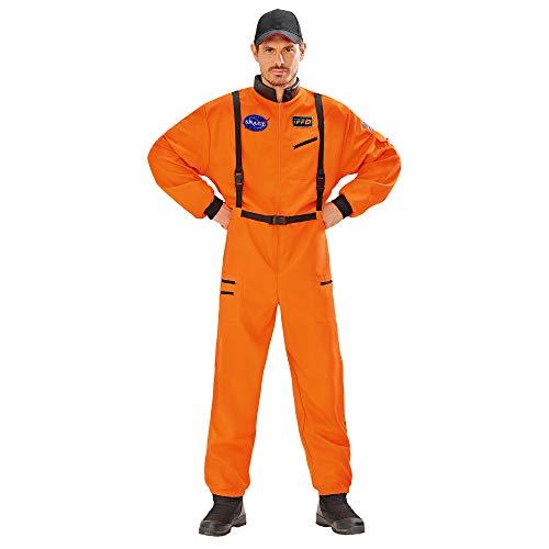 Widmann Erwachsenenkostüm Astronaut (Kostüm Astronaut Orange)