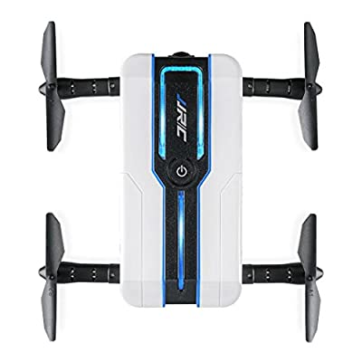 Drones for Adults Beginner,Diadia JJRC H61 Mini Foldable Pocket Drone FPV Quadcopter Selfie 720P Optical Flow with Real-time Image Transfer WIFI Camera - Easy to Use from Diadia